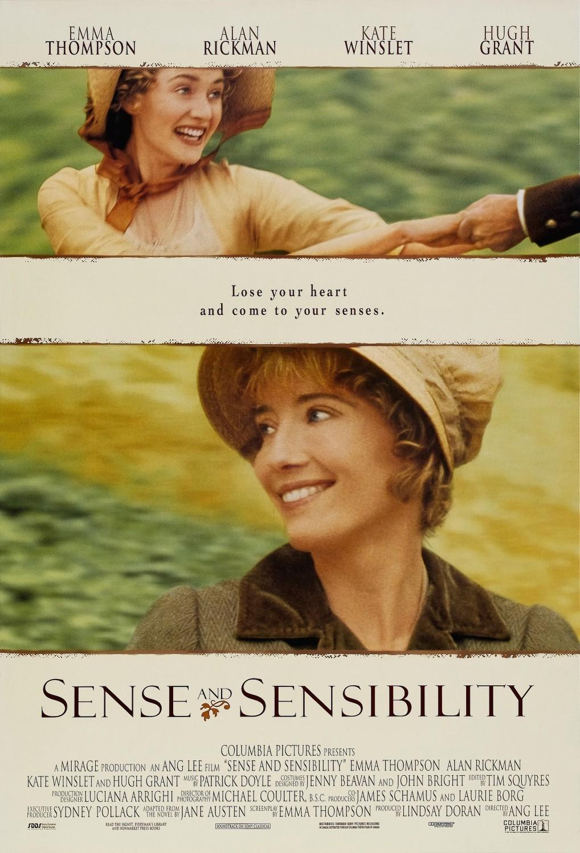 Sense and Sensibility Movie Poster