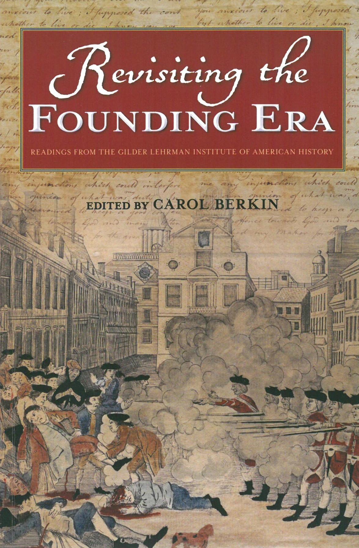 Revisiting the Founding Era Book Cover