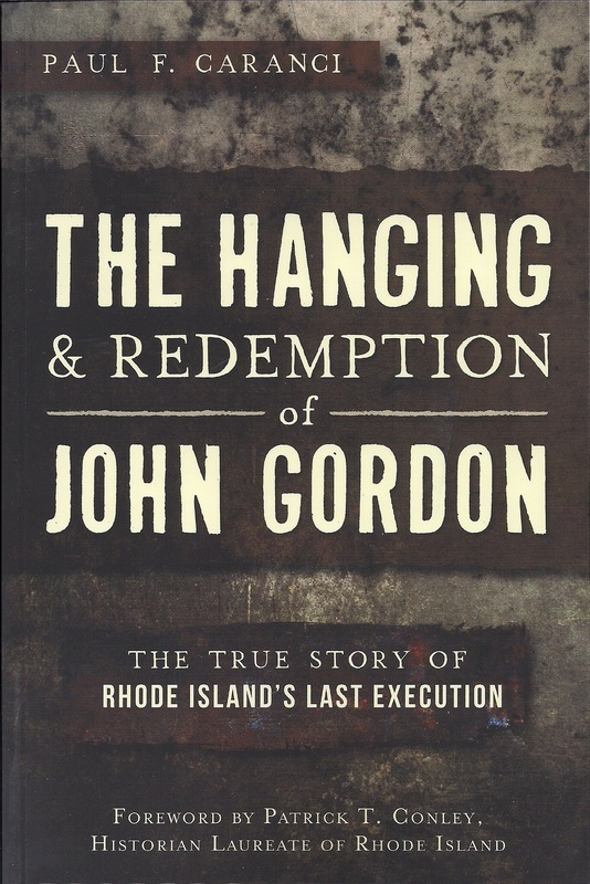 The Hanging and Redemption of John Gordon Book Cover