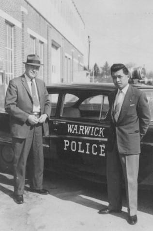 Warwick Police Detectives
