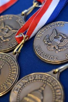 Congressional Award Medals