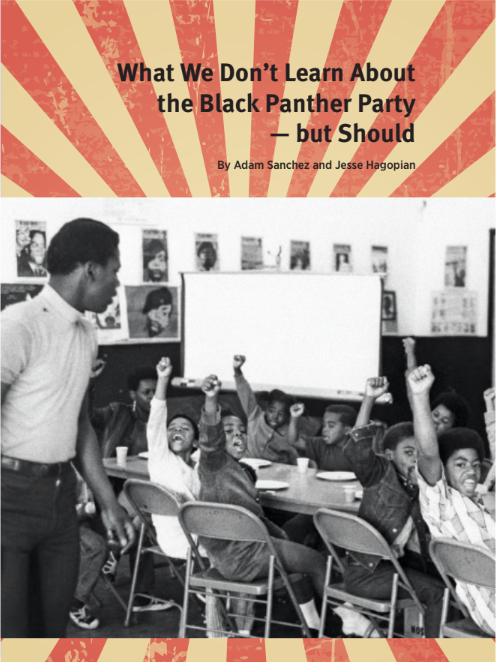 What-we-don't-learn-about-the-black-panter-party-but-should