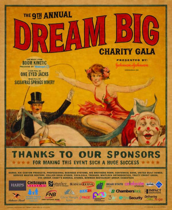 Dream Big Gala