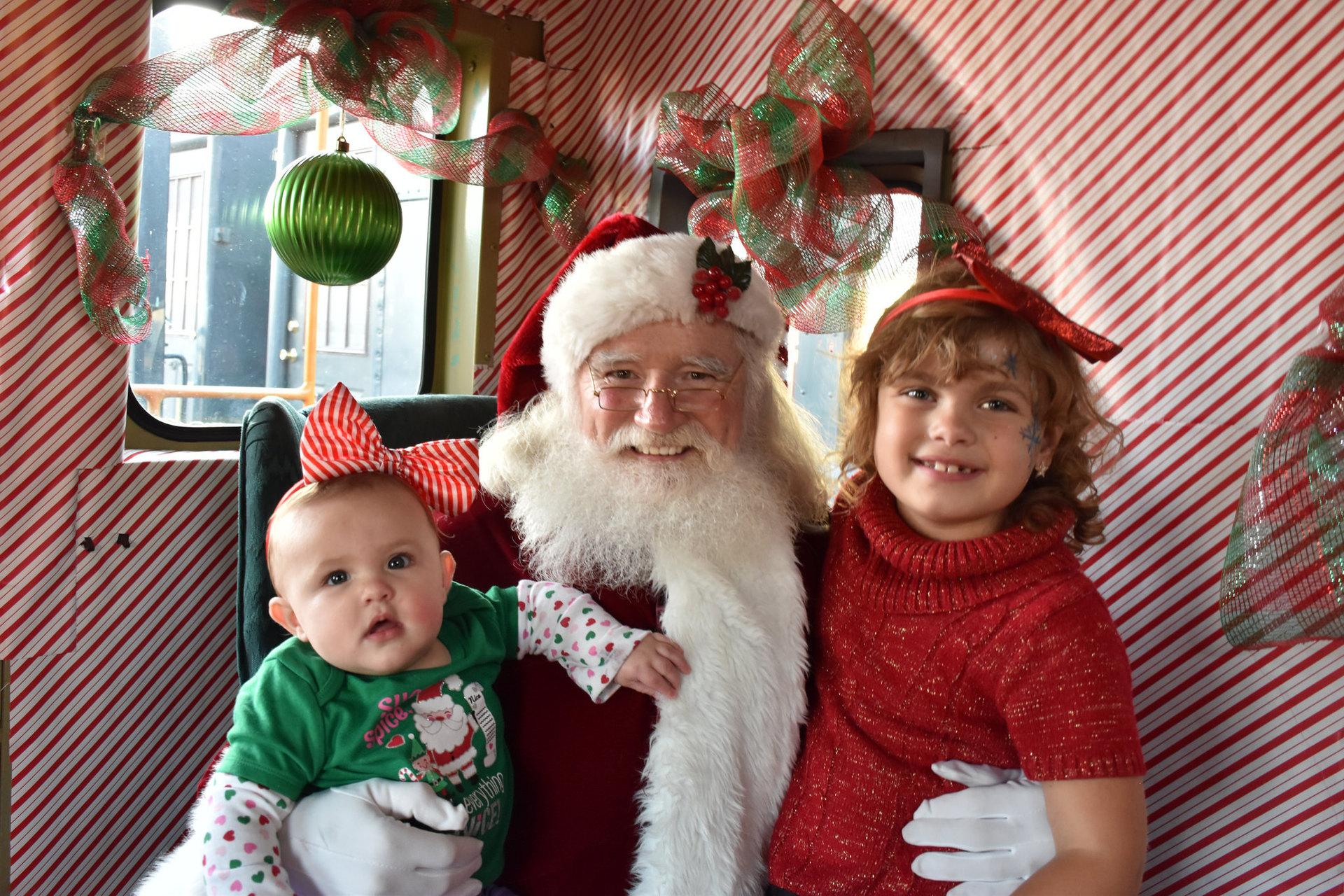 Photos With Santa Update