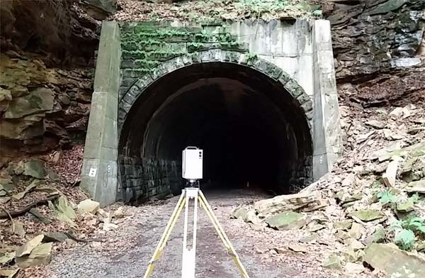 Climax Tunnel Restoration, Porter Township
