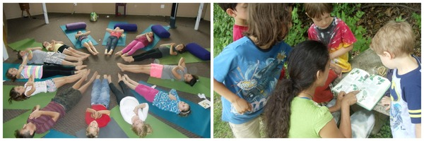 Sign Up Now for Art, Yoga, and More at Learning2Fly Summer Camps