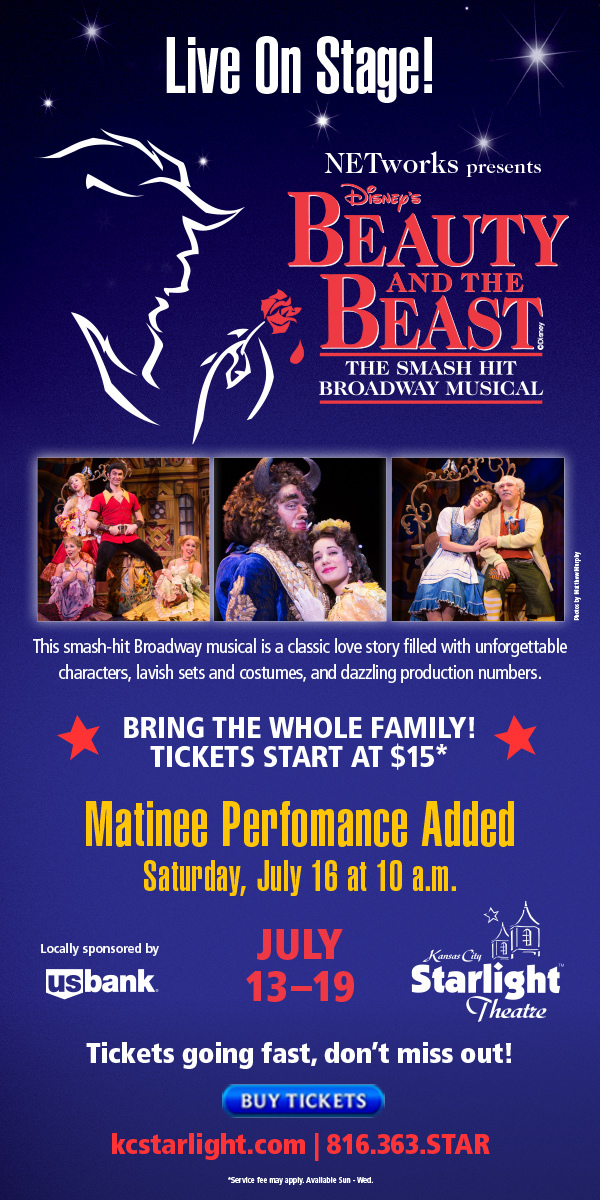 Experience the Magic of Disney's Beauty and the Beast at Starlight