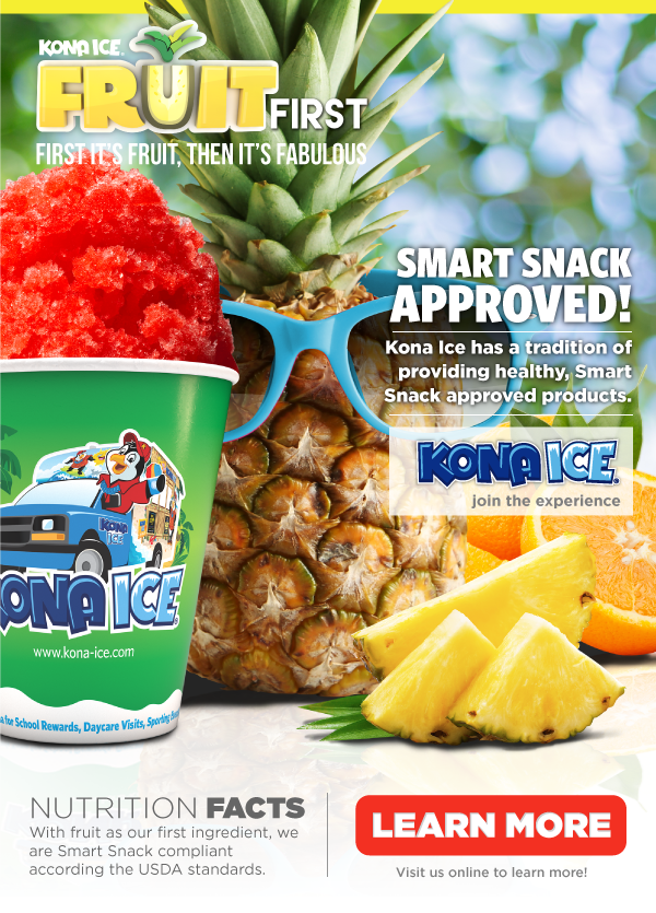 Kona Ice: A Refreshing and Smart Snack for Any Event