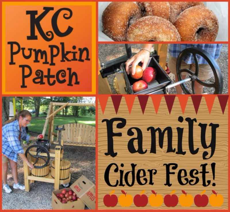 Come on Down to the Pumpkin Fest at KC Pumpkin Patch!