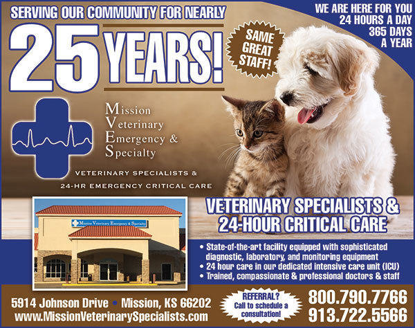 Mission Veterinary ER and Specialty