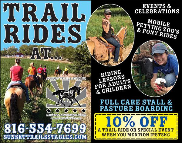 Sunset Trails trail rides