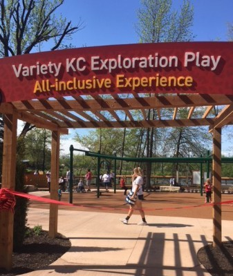 Variety KC Exploration Playground