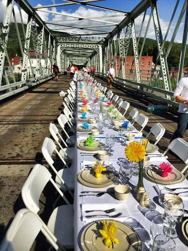Bridge Dinner