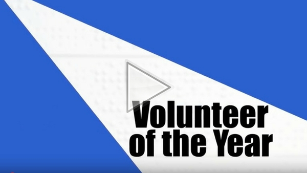 View a great example of a video  that was shown at an awards gala.